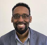 Abdirahman Xirsi, CSO Vice Chair