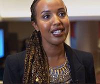 Hanna Ali, CSO Board Member