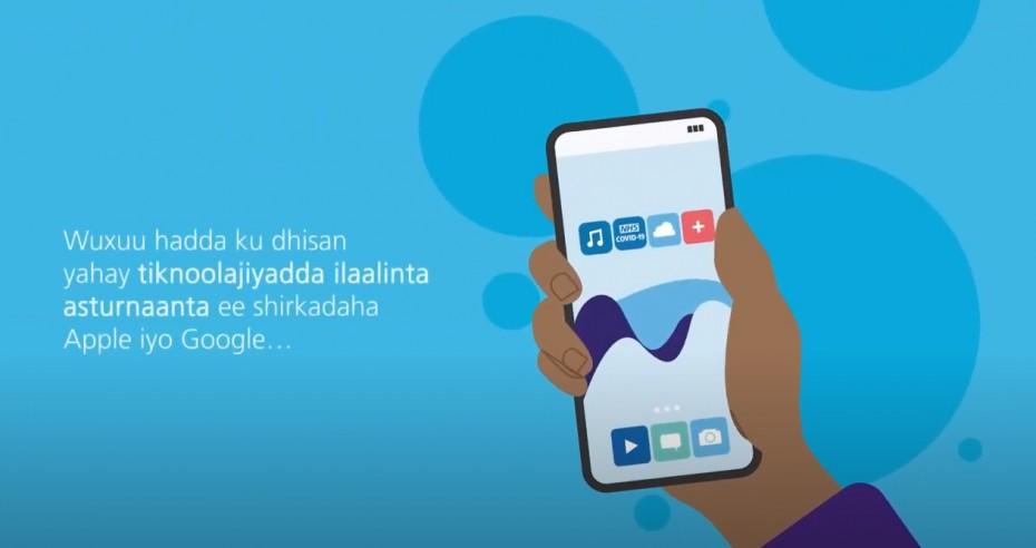 Somali Speakers Urged to Download NHS Covid-19 App